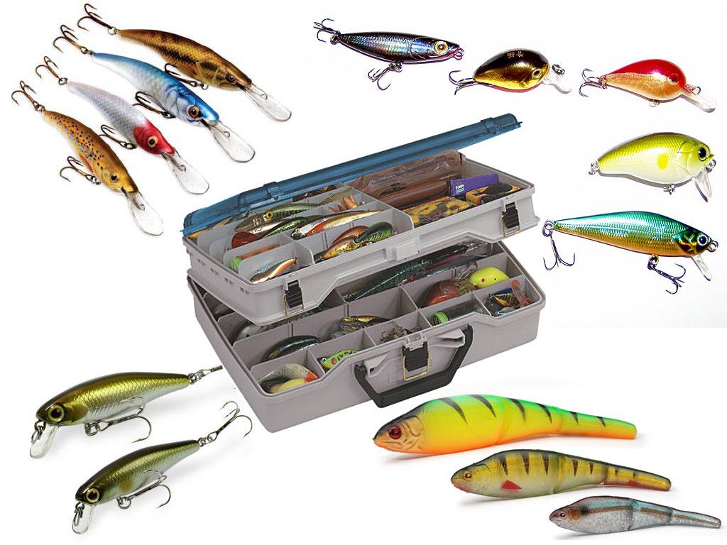 Рейтинг лучших рыболовных приманок