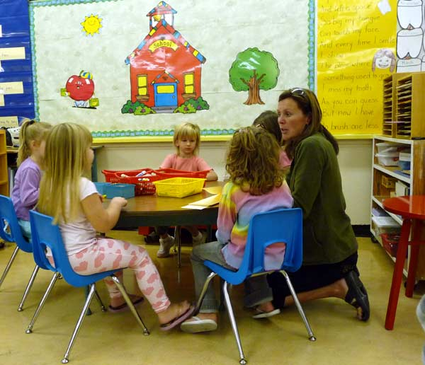Дизайн интерьера детских учреждений