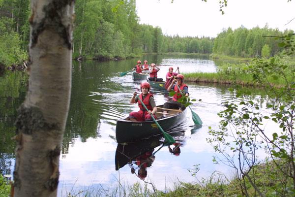 рыбалка в финляндии 2017